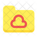 Cloud Storage Drive Storage Icon