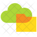 Cloud Storage Folder Icon