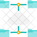 Technology Business Cloud Icon