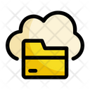 Cloud Storage Data Icon