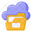 Cloud Directory Cloud Storage Cloud Folder Icon