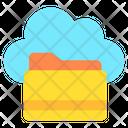 Cloud Folder Icon