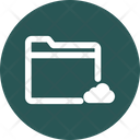 Cloud Documents Share Icon