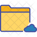 Cloud Documents Folder Icon