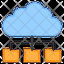Cloud Documents Cloud Docs Cloud Folders Icon