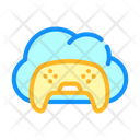 Game Safe Cloud Icon