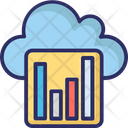 Cloud Graph Icon