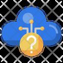 Cloud Help Cloud Question Question Icon