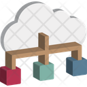 Cloud Hierarchy Icloud Cloud Computing Icon