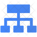 Cloud Hierarchy Analysis Analyst Icon