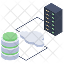 Cloud Computing Cloud Technology Cloud Hosting Icon