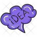 Cloud Idea Cloud Computing Cloud Technology Icon