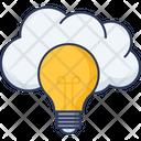 Bulb Idea Electricity Icon