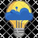 Cloud Idea Cloud Infrastructure Icon
