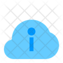 Info Cloud Network Icon