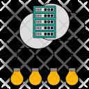 Innovation Technology Data Icon