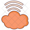 Cloud Internet Cloud Computing Cloud Wifi Icon