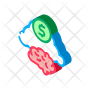 Cloud Invest Icon