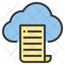 Cloud-knowledge Icon