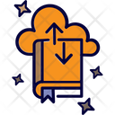 Cloud Learning Icon