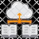 Storage Data Book Icon