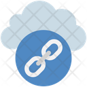 Cloud Computing Link Icon