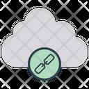 Cloud Link Cloud Url Url Icon