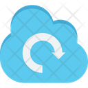 Cloud Loading Cloud Refresh Cloud Sync Icon
