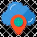 Location World Pin Icon