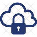 Cloud Lock Icon