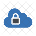 Cloud Lock Private Icon