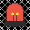 Cloud Lock Icon