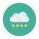 Cloud Login Icon