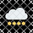 Cloud Login Icon