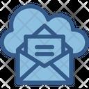 Communication Cloud Computing Cloud Storage Icon