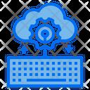 Cloud Management Icon