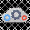 Cloud Configuration Cloud Settings Cloud Management Icon