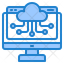 Cloud Management Cloud Mangement Icon