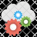 Cloud Management Configuration Icon