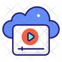 Cloud Marketing Icon