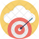 Cloud Marketing Icon