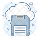 Cloud Memory Icon