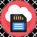 Cloud Memory Icon