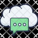 Chat Bubble Conversation Comment Icon
