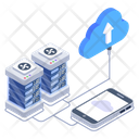 Cloud Upload Cloud Mobile Upload Storage Upload Icon