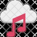 Online Music Online Media Online Multimedia Icon