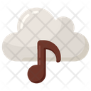 Cloud Music Online Music Cloud Songs Icon