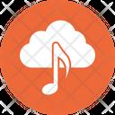 Cloud App Cloud Media Cloud Music Icon