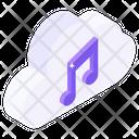 Cloud Music Cloud Media Cloud Songs Icon