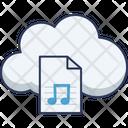 Music File Storage Album Icon